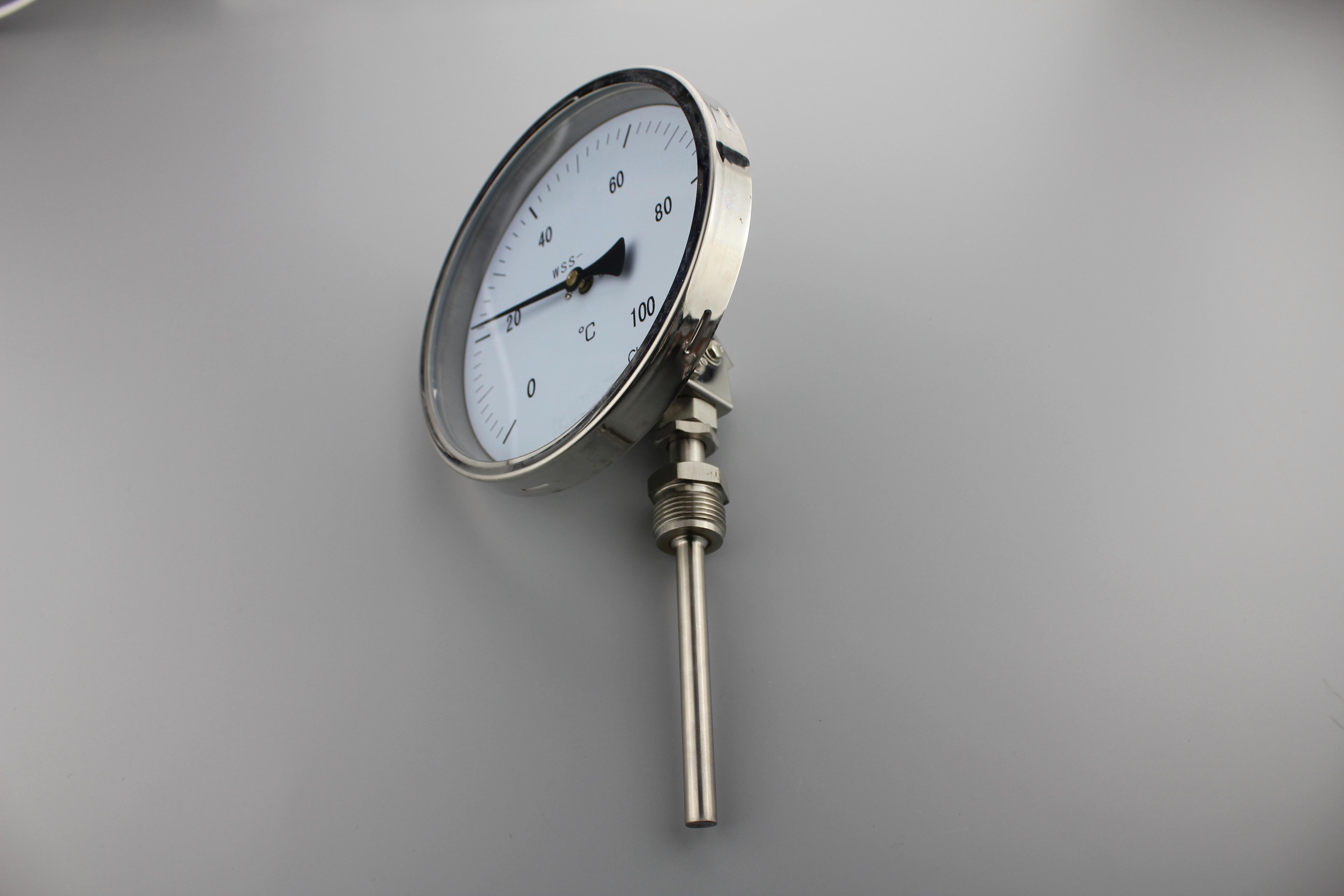 WSS-312双金属温度计