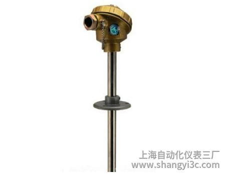 WRE-320 330活动法兰热电偶