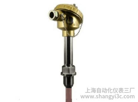 固定螺纹装配式热电偶