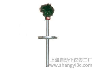 WZP-421固定法兰防溅式热电阻